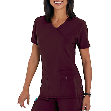 0eb086e935b Urbane Performance Quick Cool Crossover Tops. Click to Zoom