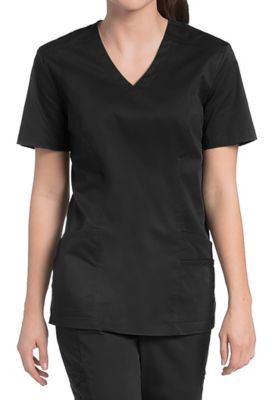 Urbane Uflex 2-pocket V-neck Scrub Tops
