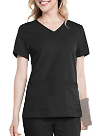 Chelsea Modern Fit V-Neck Top