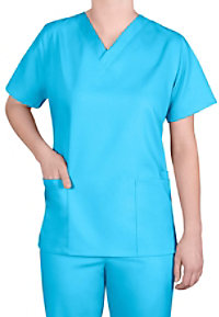 Urbane V-neck 3 Pocket Scrub Tops