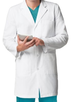 Mr. Barco 38 Inch 4 Pocket Lab Coat