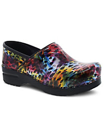 Paint Storm Patent Nursing Clogs