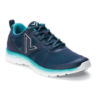 Miles Blue Teal Athletic Shoes