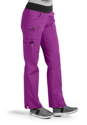 Beyond Scrubs Abby 6-Pocket Yoga Scrub Pants