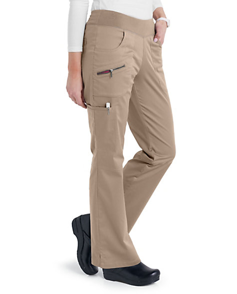 1f9bbfde356 Beyond Scrubs Abby 6-Pocket Yoga Scrub Pants | Scrubs & Beyond