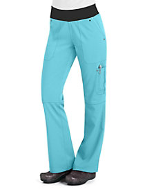 2f0120eb721 Beyond Scrubs Abby 6-Pocket Yoga Scrub Pants | Uniform City