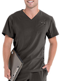 Quick Cool Men's V-Neck Top
