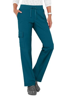 Beyond Scrubs Rachel 6-Pocket Everyday Inspired Scrub Pants