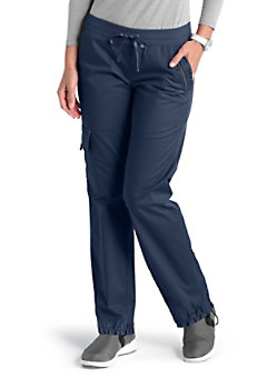 995fd940319 Beyond Scrubs Blaire 9-Pocket Utility Scrub Pants | Scrubs & Beyond