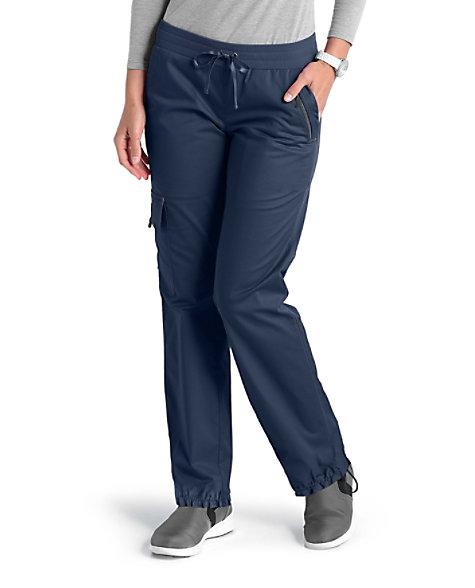 f8805fccd05a56 Beyond Scrubs Rachel 6-Pocket Everyday Inspired Scrub Pants | Scrubs &  Beyond