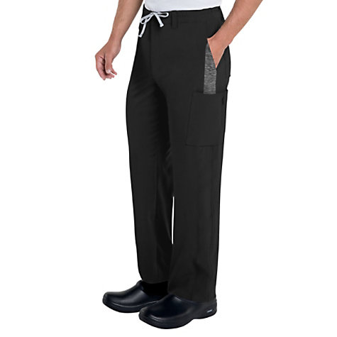 053915b7482 Urbane Performance Quick Cool Men's Drawstring Cargo Pocket Scrub Pants |  Uniform City