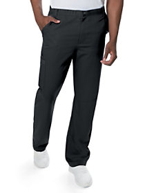Drawstring Waist Cargo Pocket Pants