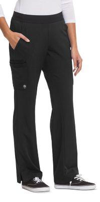 HH Works Rachel 6 Pocket Straight Leg Yoga Waist Scrub Pant