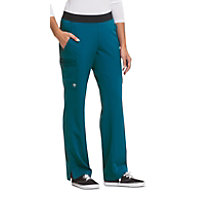 HH Works Rachel 6 Pocket Straight Leg Yoga Waist Pant