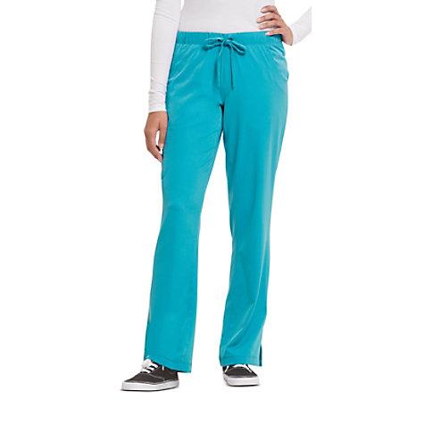 111dd3fad50 HH Works Rebecca 5 Pocket Straight Leg Drawstring Scrub Pant | Uniform City