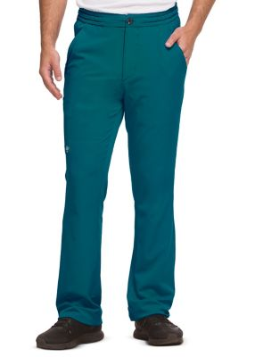 HH Works Ryan 5 Pocket Slim Elastic Waist Men's Scrub Pant