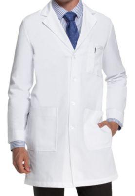 Mr. Barco 37 Inch 6 Pocket Lab Coat