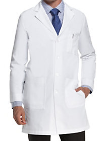 Mr. Barco 37 Inch 6 Pocket Lab Coat