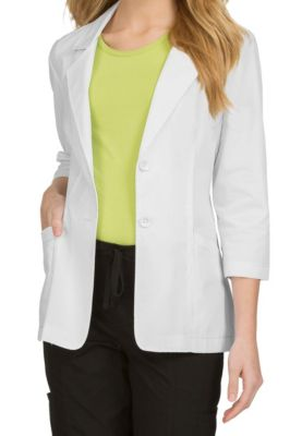 28 Inch 3/4 Sleeves Lab Coat