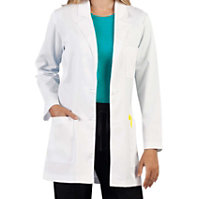 Med Couture Women's 33 Inch Lab Coats