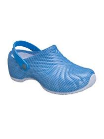 Zigzag Slip Resistant Clogs