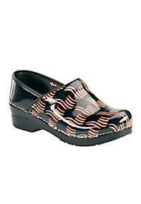 Sanita Professional Patriot Nursing Clogs
