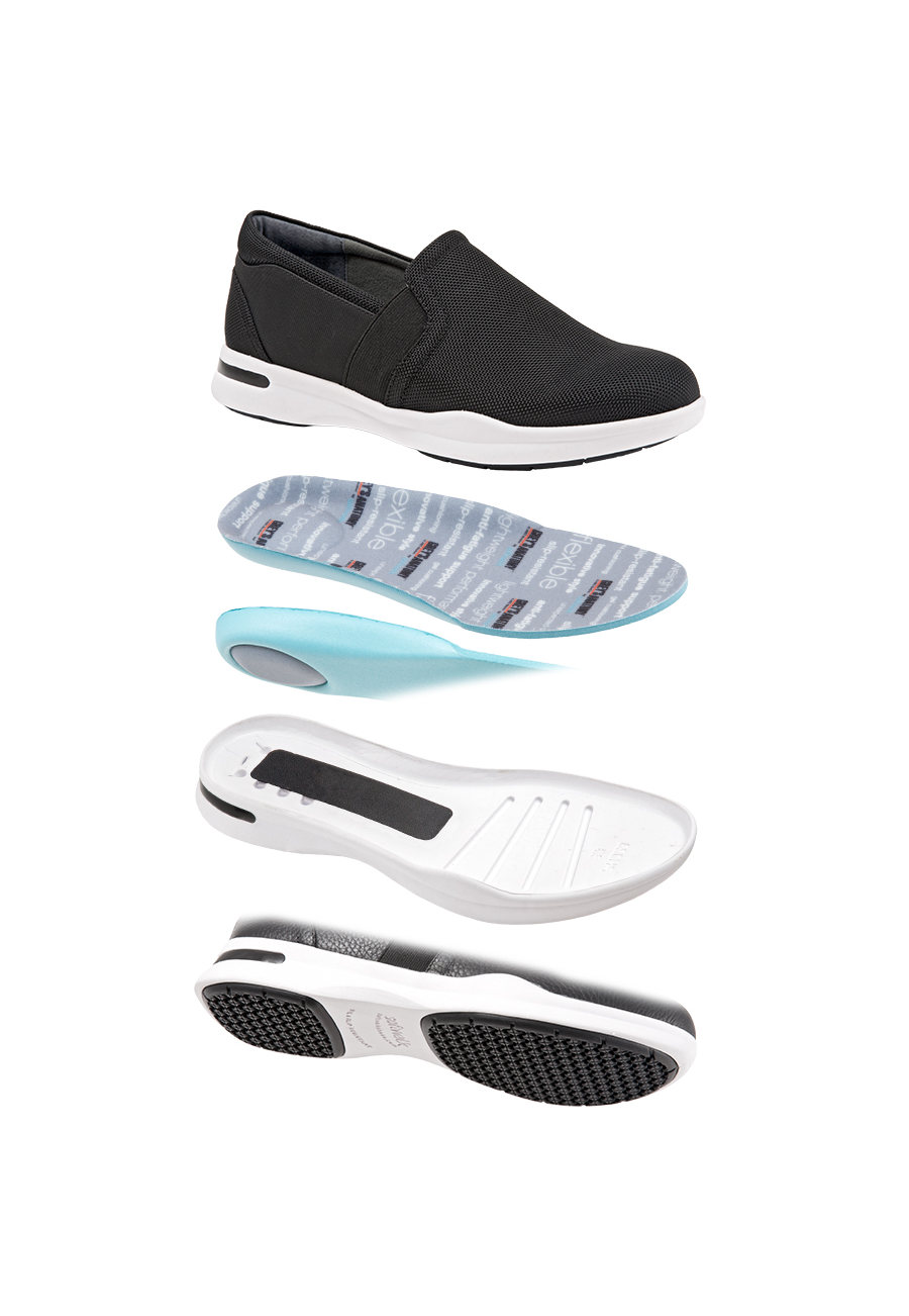 Grey\'s Anatomy By Softwalk Vantage Ballistic Athletic Shoes   Scrubs ...