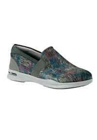 Grey's Anatomy By Softwalk Vantage Printed Leather Athletic Shoes