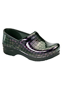 Dansko Professional Windowpane Nursing Clogs