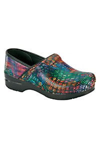 Dansko Professional Stained Glass Nursing Clogs