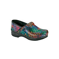 Dansko Professional Stained Glass Clogs