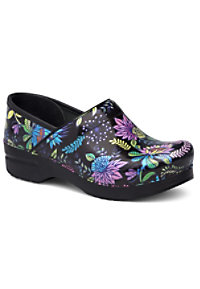 Dansko Professional Wildflower Patent Nursing Clogs