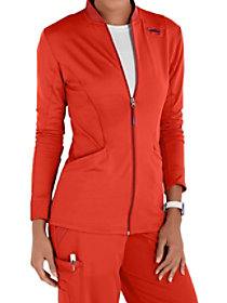 Ultra Kristen Knit Zip Front Jacket
