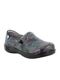 Keli Glimmer Glam Slip Resistant Clogs