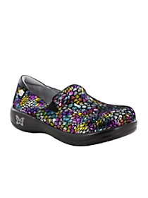 Keli Minnow Rainbow Slip Resistant Clogs