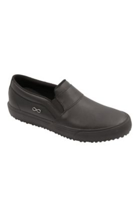 Rush Leather Slip On Shoes