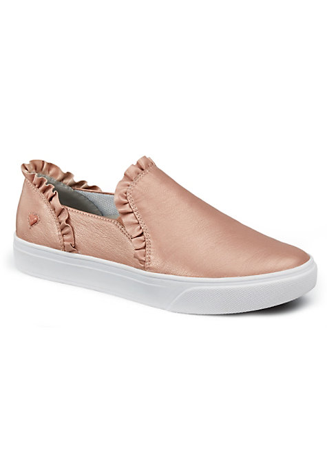 9024c1d29418 Nurse Mates Align Farrah Ruffled Slip Resistant Nursing Shoes   Scrubs &  Beyond