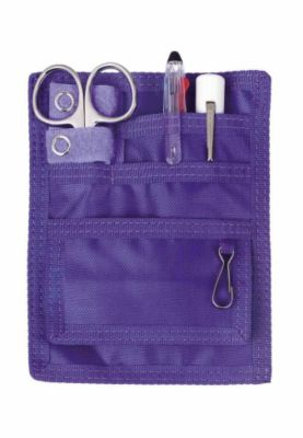 4 Pocket Belt Loop Nylon Organizer Kits