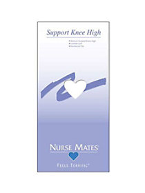 6 mmHG Support Knee Highs