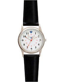 Chrome Military Style Nurses Watches