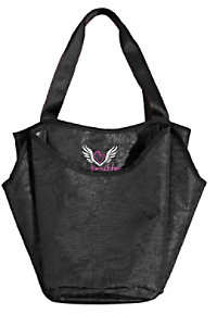 Smitten Blackout Tote Bag