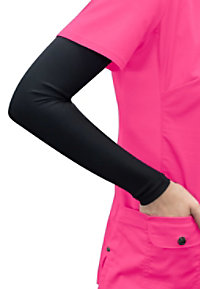 Beyond Scrubs Easy Fit Spandex Med Sleeves