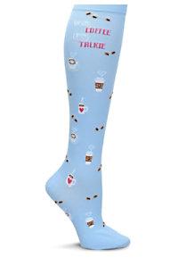 29905a44a61 See Details item  99387 · Nurse Mates Compression Trouser Socks