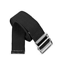 Cotton Gait Belt with Metal Buckle