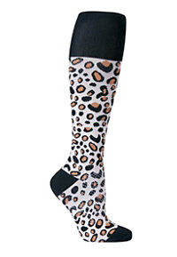 About The Nurse Animal Print Medical Compression Socks