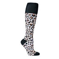 About The Nurse Animal Print Compression Socks
