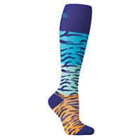 About The Nurse Tiger Compression Socks