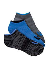 Urbane Performance 3-pack No Show Socks