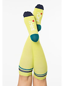 8-15 mmHG Nursing Themed Compression Socks