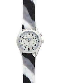 Nurse Mates Abstract Bumpy Strap Watches